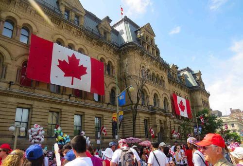 广州加拿大签证中心_广州加拿大留学 申请条件 费用