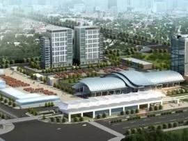 BIM技术在昆明南部汽车客运站运管大楼施工图设计中的应用