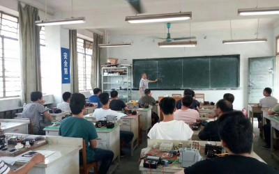 南宁低压电工上岗证电工考证培训课程内容